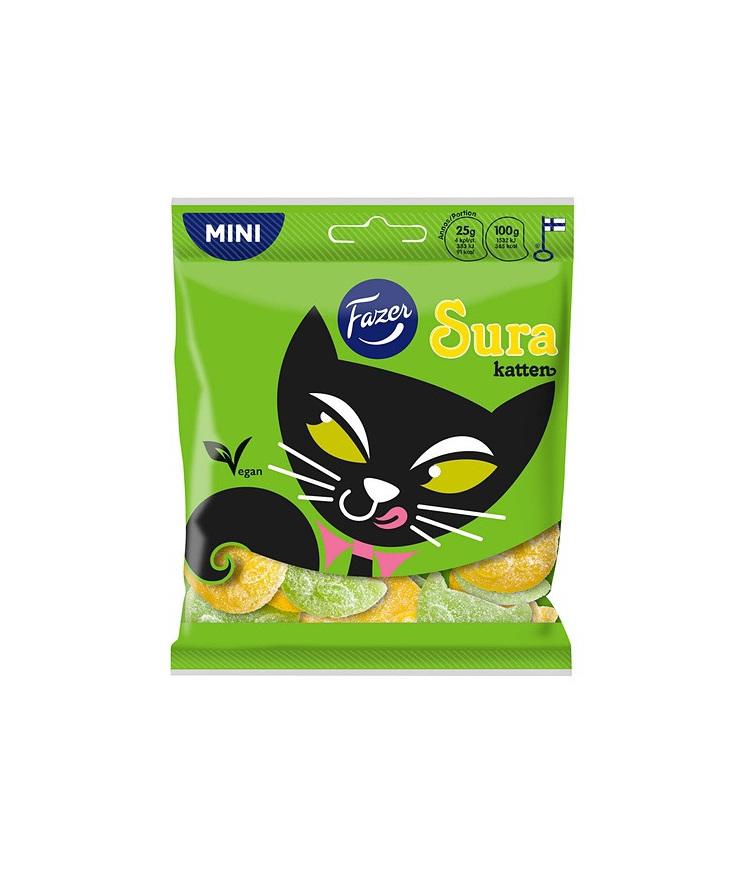 Fazer Sour Cats 70g