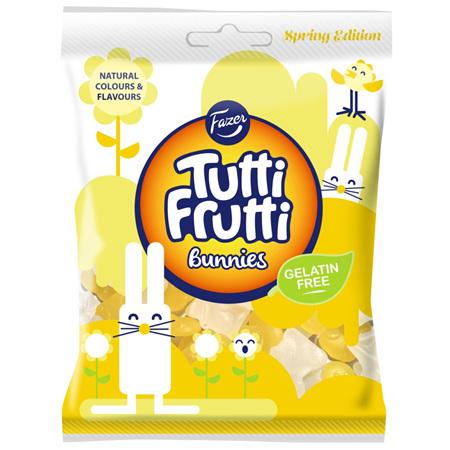 Fazer Tutti Frutti Candy Range