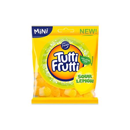 Fazer Tutti Frutti Sour Lemon 80g