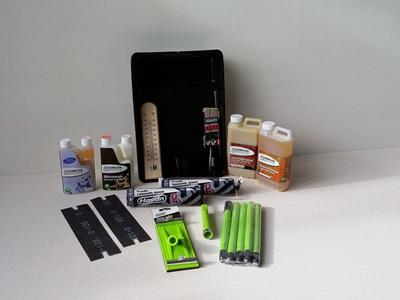 Foreverbreathe™ Clear Coat Resin Oil Finishing Kit American Oak 12sqm