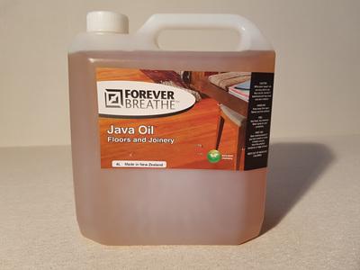 Foreverbreathe™ Java Resin Oil 4L