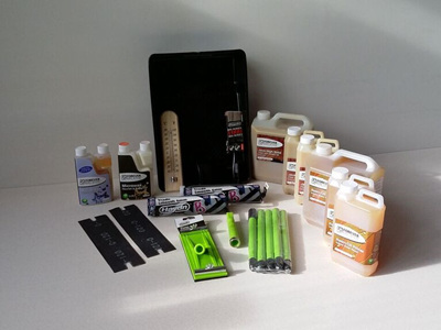 Foreverbreathe™ Clear Coat Finishing Kit 72sqm