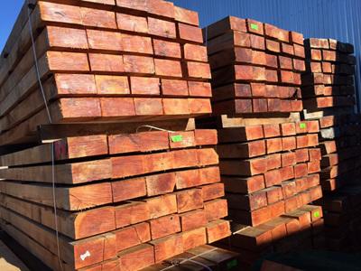 Foreverbeech™ Hardwood Sleepers 2.4m