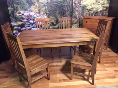 Foreverbeech™ 7 Piece Dining Suite