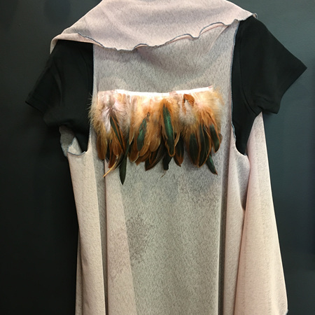 Feathered Cape #2