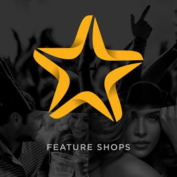 Feature shops