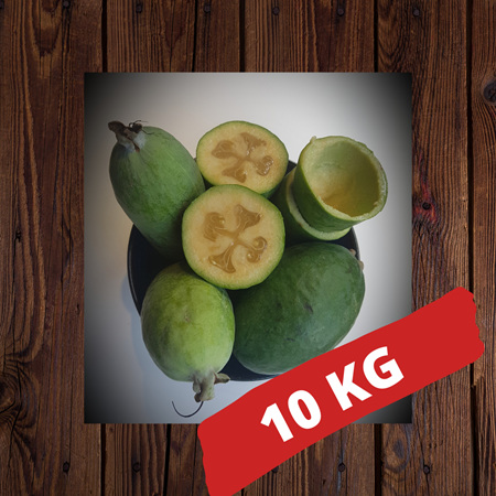 FEIJOAS - 10 kg mixed box
