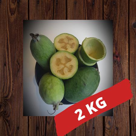 FEIJOAS - 2 kg mixed box