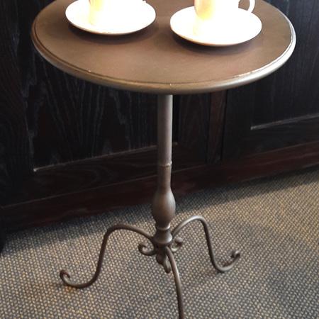 Fenix Side Table - $175