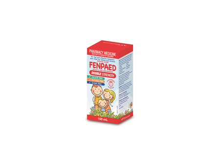 Fenpaed Double Strength Oral Liquid 100ml
