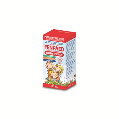 Fenpaed Double Strength Oral Liquid 200ml