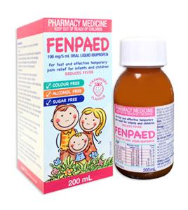 Fenpaed Oral Liquid 200ml