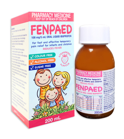 Fenpaed Oral Liquid 200ml