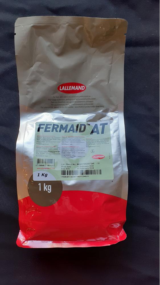 Fermaid AT 1kg winemaking nutrient