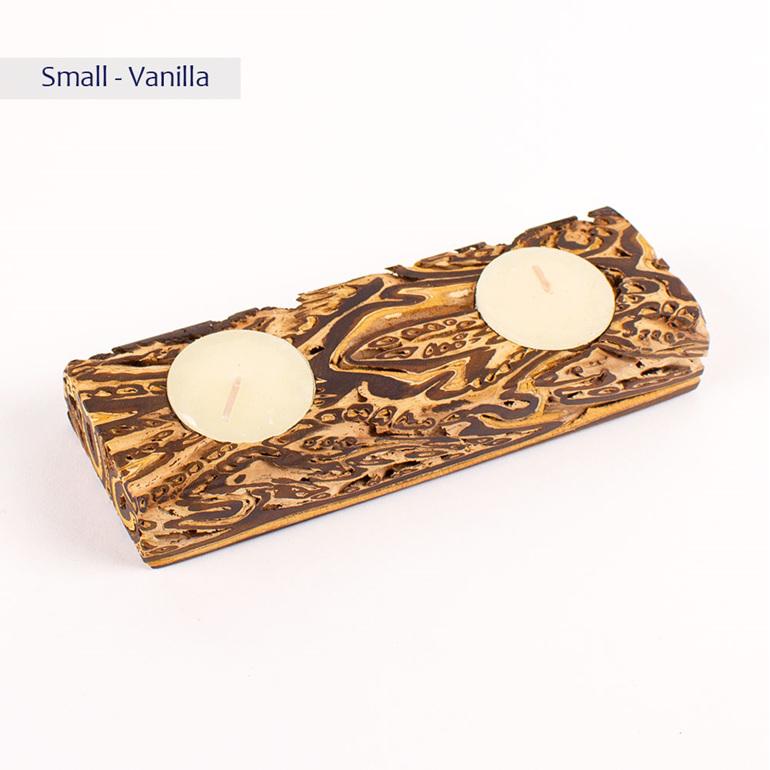 fernwood waka candle - small - vanilla