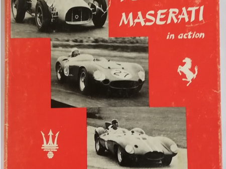 Ferrari and Maserati in action by Hans Tanner
