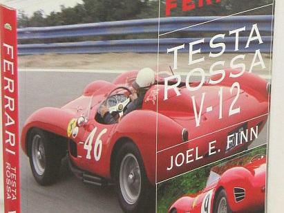 Ferrari Testa Rossa V-12 by Joel E. Finn