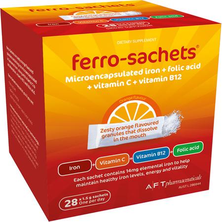 Ferro Sachets 28s