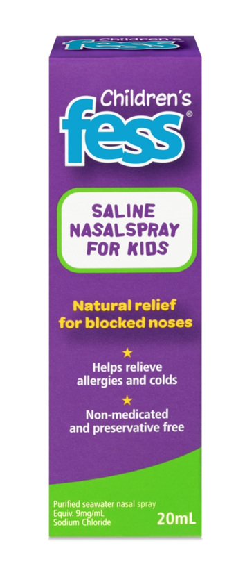 Fess Children Nasal Spray 20 ml