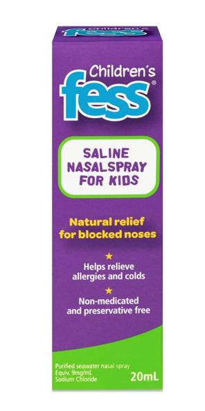Fess Children Nasal Spray 20 ml