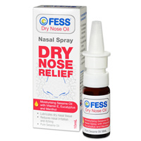 FESS Dry Nose Oil Spray