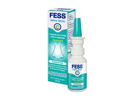 FESS Eucalyptus Nasal Spray