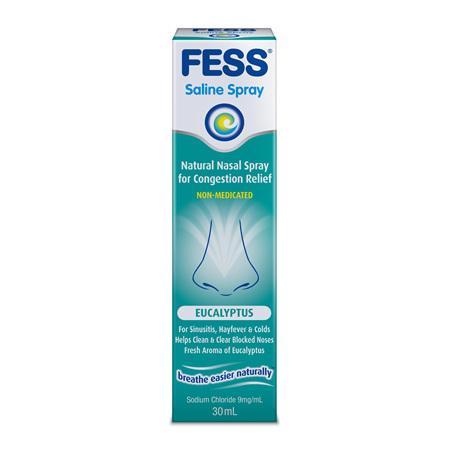 Fess Eucalyptus Nasal Spray 30 ml
