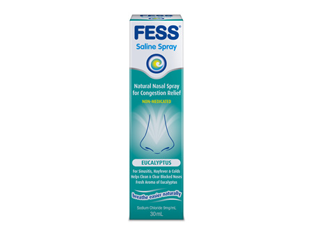 Fess Eucalyptus Nasal Spray 30 ml