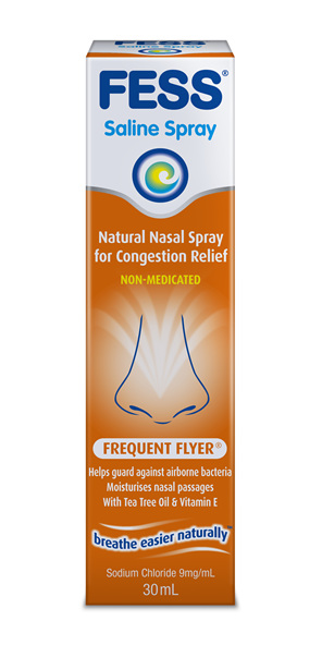 Fess Frequent Flyer Nasal Spray 30 ml