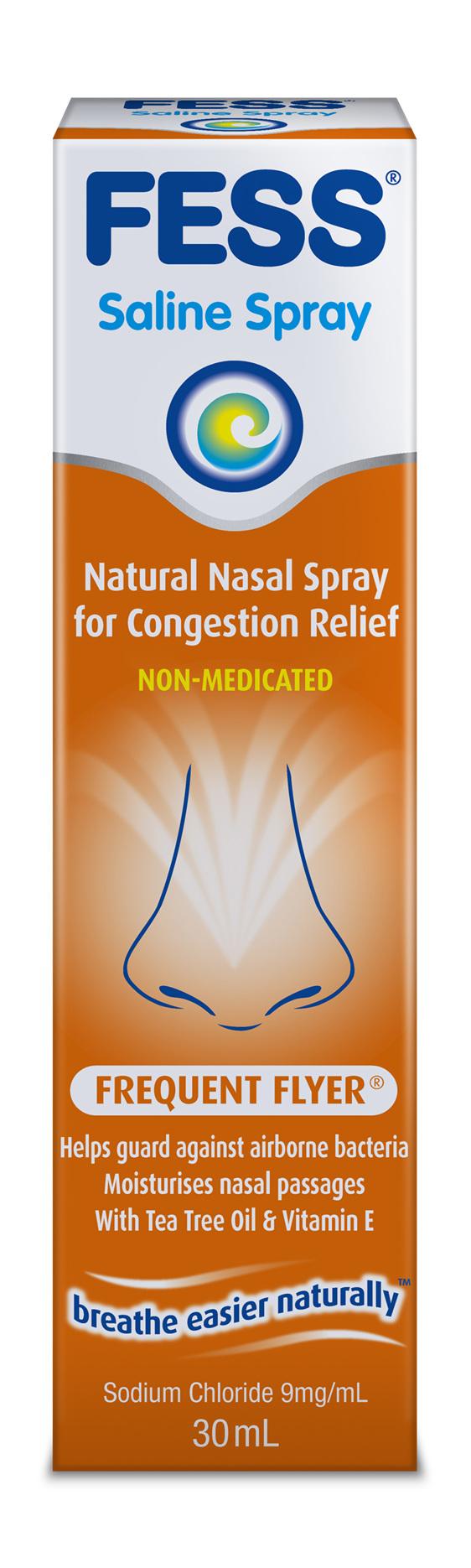 Fess Frequent Flyer Nasal Spray 30 ml