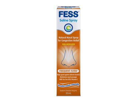 Fess Frequent Flyer Nasal Spray 30mL