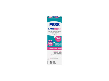 Fess Little Noses (0-2ys) Spray 15mL