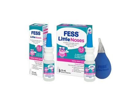 FESS Little Noses Spray