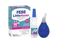 FESS Little Noses Spray & Asp. 15ml