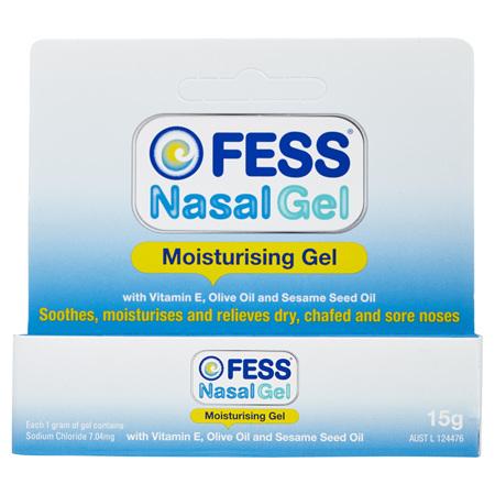 Fess Nasal Gel 15 G