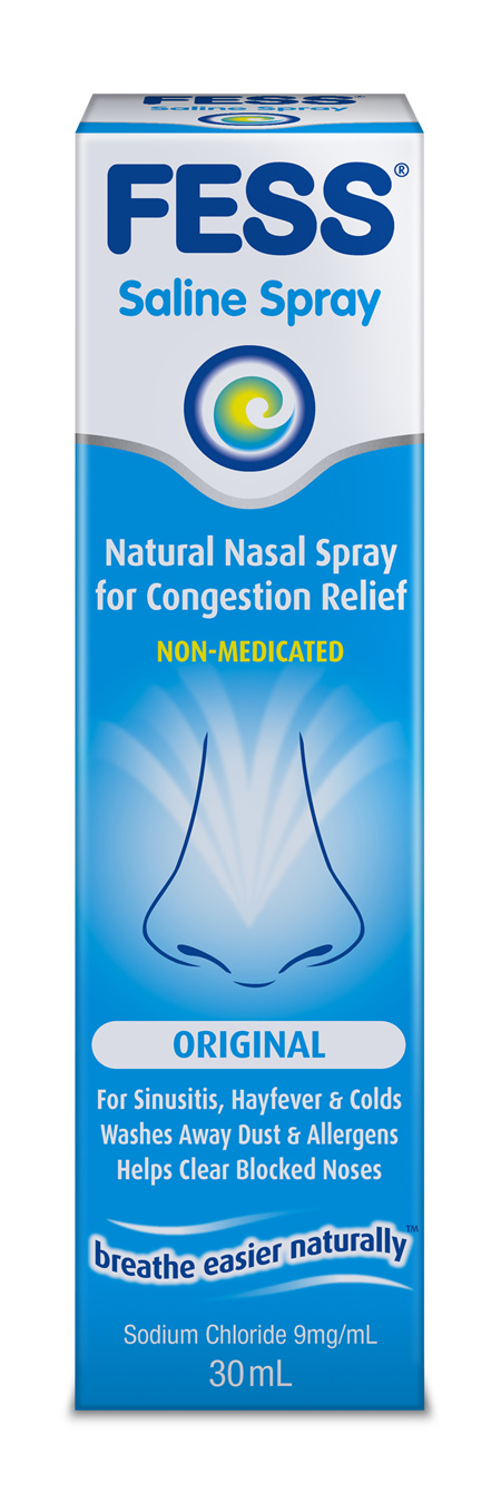 Fess Nasal Spray 30 ml