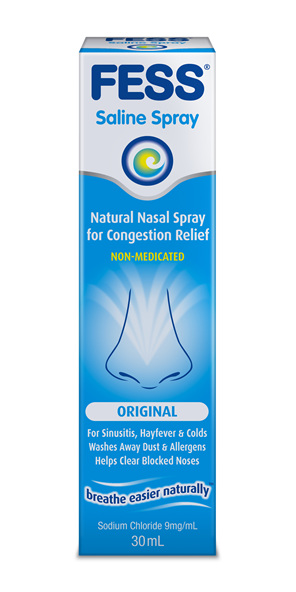 Fess Nasal Spray 30 ml