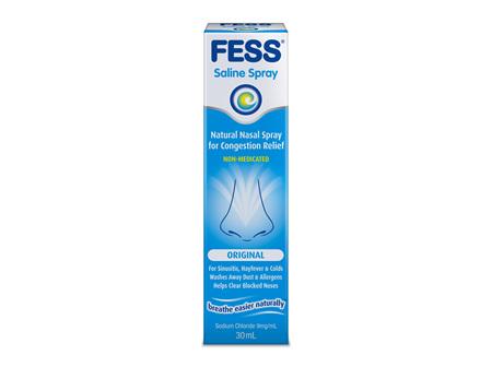Fess Nasal Spray 30mL