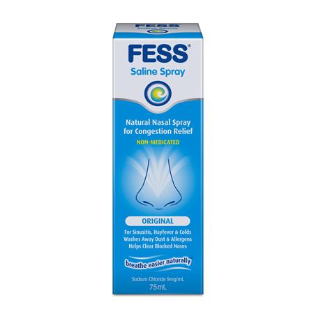 Fess Nasal Spray 75 ml