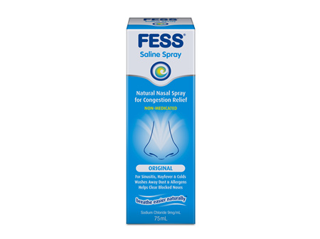 Fess Nasal Spray 75 ml