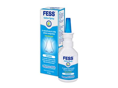 Fess Original Nasal Spray