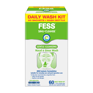 Fess Sc Gentle Daily Wash Kit 60