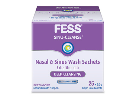 Fess Sc Wash Refill 25 (Ext Strength)