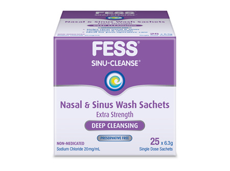 Fess Sc Wash Refill 25 (Ext Strength)