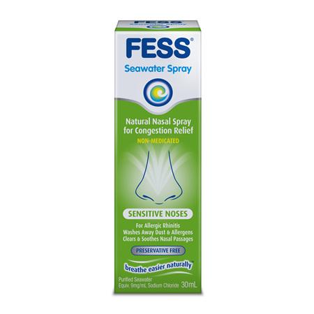 Fess Sensitive Noses Spray 30 ml