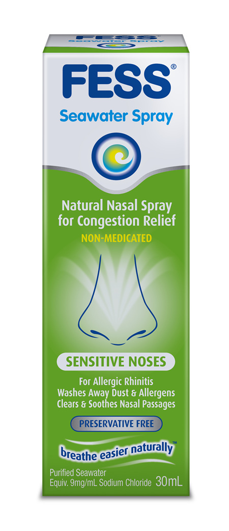 Fess Sensitive Noses Spray 30 ml