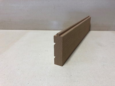 Foreverbeech™  Box Corner Tongue 70x20mm