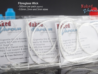 Fibreglass Wick - 500mm approx