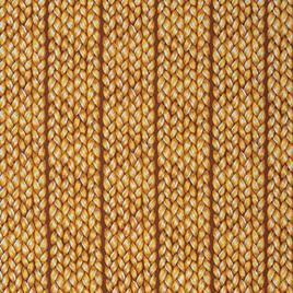 Fibs & Fables Plaited Flax Stripe PWAH102