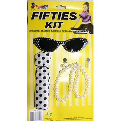 Fifties dress up kit